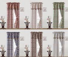 geometric curtains ebay
