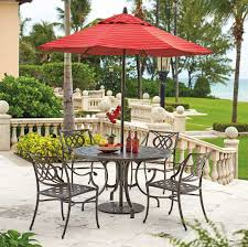 Octagon Patio Table by Telescope Casual Commercial Market Aluminum Octagonal 7 5