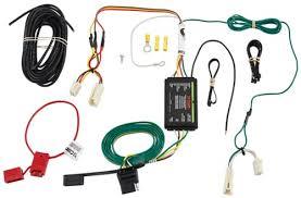 trailer wiring harness installation 2010 toyota venza video
