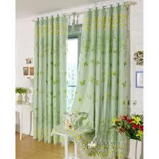 Blue Green Sheer Curtains Blue Green Curtains
