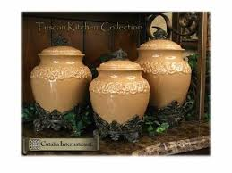 tuscan kitchen canisters tuscan kitchen canisters kitchen design for tuscan kitchen