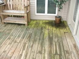 the deck refinishing process deck wizard
