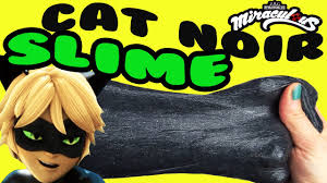 how to make miraculous ladybug and cat noir slime best recipe