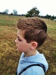 hair cut styles for boy with cowlik my little harley s new hairstyle hairstyle for harley