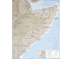 Djibouti Map Maps Of Somalia Detailed Map Of Somalia In English Tourist Map