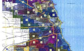 Chicago Wards Map by A Picture Of The New Ward Map Nbc Chicago