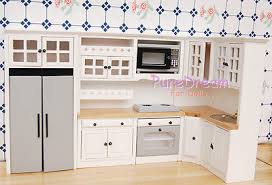 dollhouse kitchen furniture furniture collection on ebay