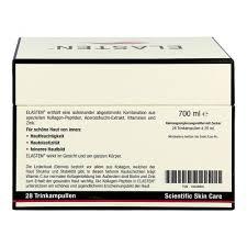Elasten 28 Trinkampullen A 25ml Amazon De Drogerie U0026 Körperpflege
