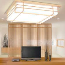 Japanese Ceiling Light Buy Korean Garden Style Minimalist Bedroom Ceiling Lights Led