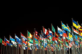 Flags Of The World Countries With Names The Number Of Countries In The World