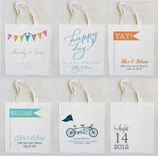 wedding totes welcome totes