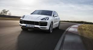 porsche cars even more 911 in an suv the new porsche cayenne turbo