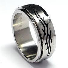 spinner rings stainless steel spinner ring