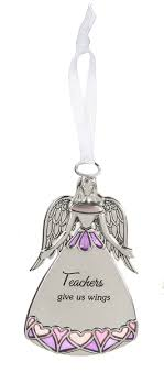 ganz ornament teachers give us wings hearts desire gifts