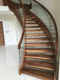 Helical Staircase Design Staircases Helical Stairs Spiral Stairs Stone Stairs Oak