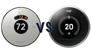 Honeywell Lyric Vs Google Nest What U0027s The Difference Pocket Lint