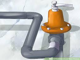 low water pressure sprayer kitchen sink new water heater low
