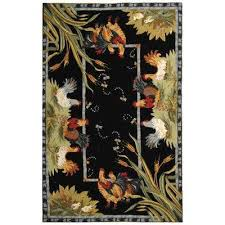 Leopard Print Runner Rug Animal Print Area Rugs Rugs The Home Depot