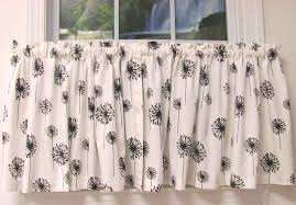 Grey Kitchen Curtains by Designer Kitchen Curtains Thecurtainshop Com