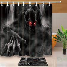 clearance halloween zombies fabric door curtain decoration ebay