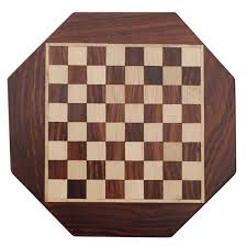 bulk wholesale 5 u201d octagonal chess board u2013 handmade wooden travel