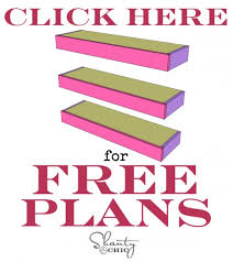Build A Bookshelf Easy Easy Diy Floating Shelves Shanty 2 Chic