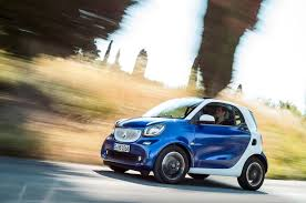 2016 smart fortwo first drive motor trend