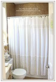 Country Shower Curtains For The Bathroom Farmhouse Style Shower Curtains In Astounding Country Cottage