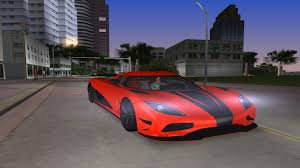 koenigsegg red gta gaming archive