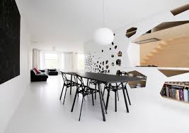 Black And White Ball Decoration Ideas Dining Room Killer Modern Dining Room Decoration Design Ideas