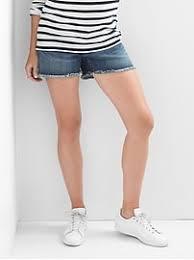 maternity shorts maternity shorts gap