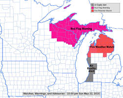 Saginaw Michigan Map by Ozone And Fire Danger High For Parts Of Michigan Mlive Com