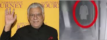 Seeking Actor Late Actor Om Puri S Ghost Wandering Near His Mumbai