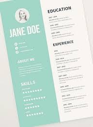 cv design templates free free cv resume psd template 7 jobsxs com