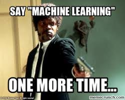 Learning Meme - machine learning