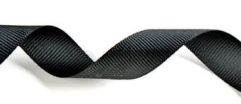 gross grain ribbon black grosgrain ribbon ribbon and trims craft supplies