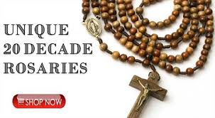 20 decade rosary buy religious jewelry and gifts online rosarycard net