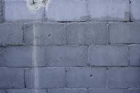 old cinder block wall painted gray texture picture free