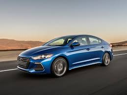 hyundai elantra baby blue 2017 hyundai elantra sport review kelley blue book