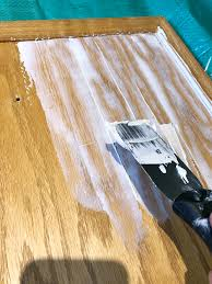 how to paint wood grain cabinets how to hide wood grain when painting oak lemons lavender