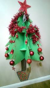 wall mounted christmas tree sconemad