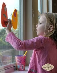 foam easter eggs foam easter eggs on the window easter activities for kids