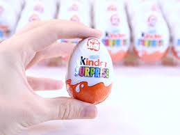 kinder suprise egg kinder eggs are still illegal in the us business insider