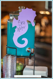 Mermaid Decorations For Party 20 Fantastic Mermaid Party Ideas For Creative Juice