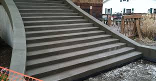 forming concrete stairs home design ideas and pictures