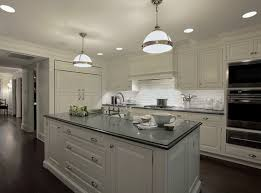 pics of kitchens with white cabinets and gray walls white kitchen cabinets with gray countertops transitional