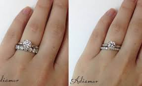 Kim K Wedding Ring by Wedding Rings Engagement Ring And Wedding Band Superb Wearing
