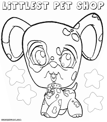 littlest pet shop coloring pages coloring pages to download and