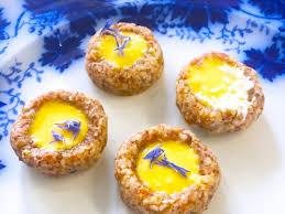 info recette cuisine tartelettes sans cuisson coco mangue recette vegan we