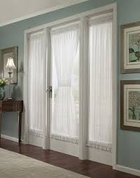 Overhead Door Curtains 3 Ways And 23 Ideas To Cover Door Windows Shelterness With